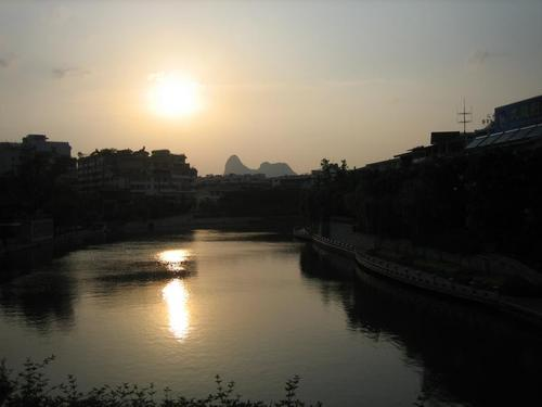 Guilin_sunset